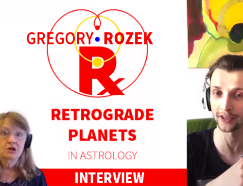 Interview with Gregory Rozek on retrograde planets